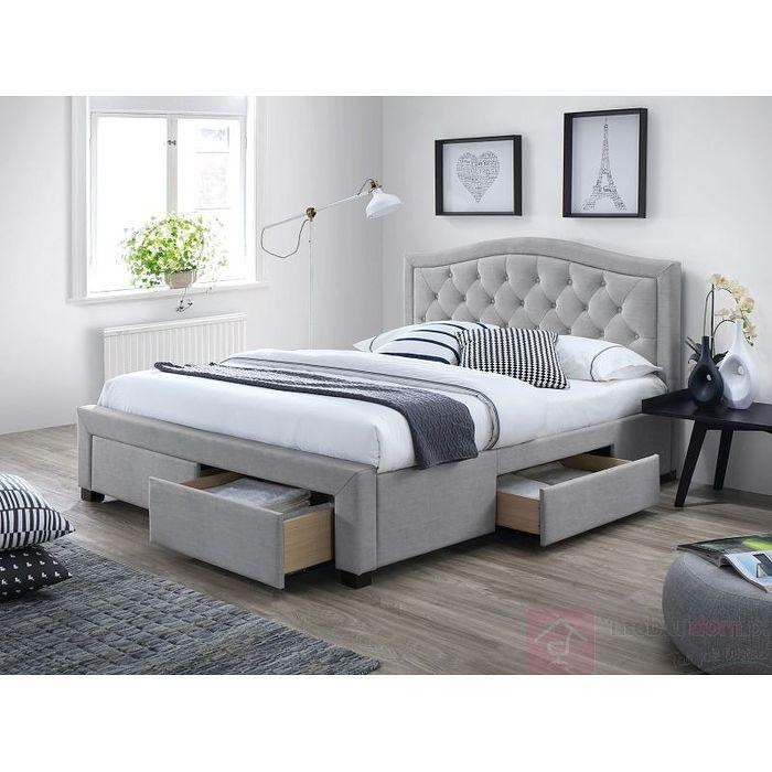 łóżko Tapicerowane Electra Signal