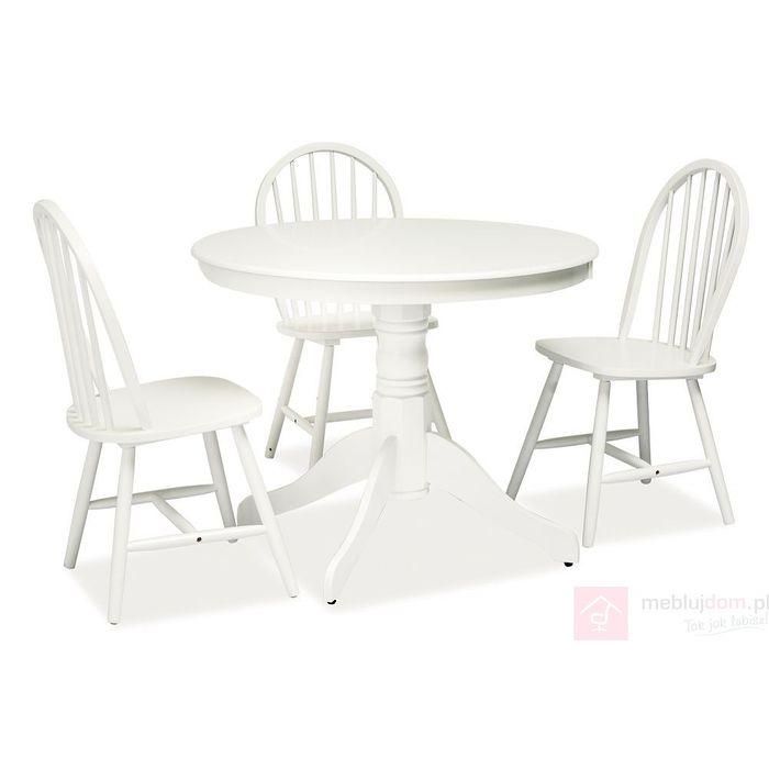 Stół WINDSOR Signal Biały