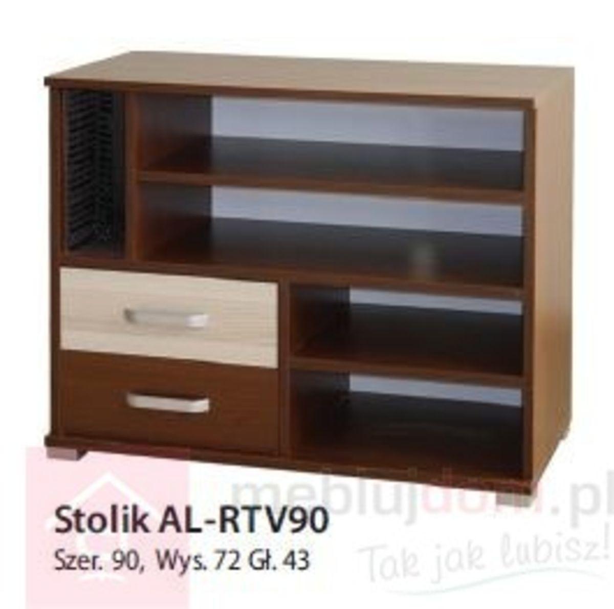 Szafka RTV ALASKA AL-RTV 90