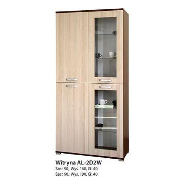 Witryna ALASKA AL-2D 2W 160