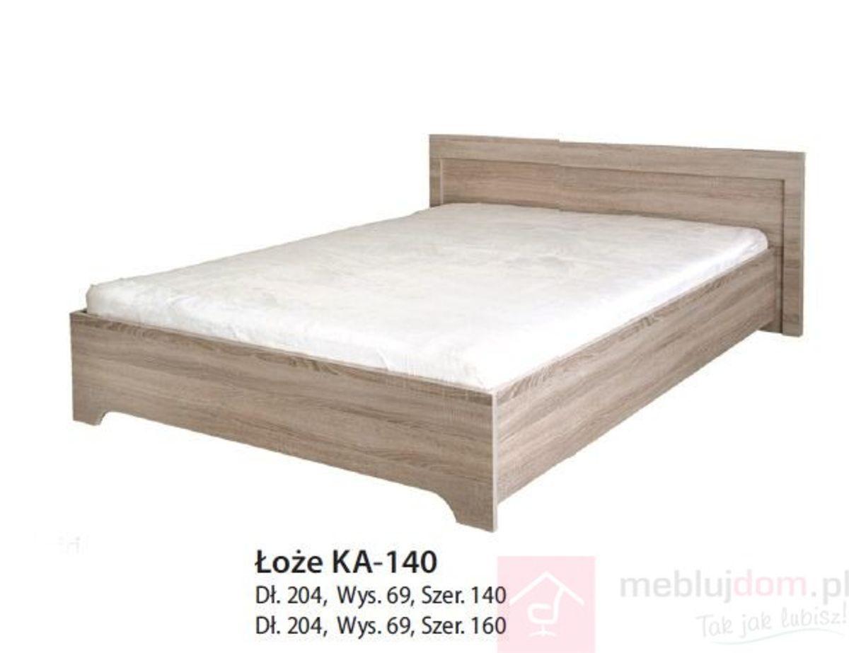Łóżko CALIFORNIA KA-140