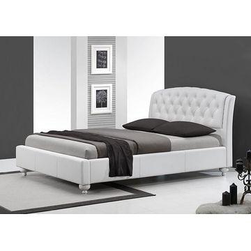 Łóżko SOFIA Halmar Biały, 160x200 cm