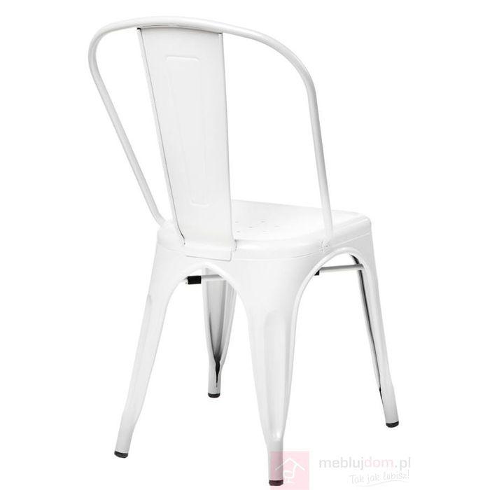 Krzesło Paris inspirowane Tolix
