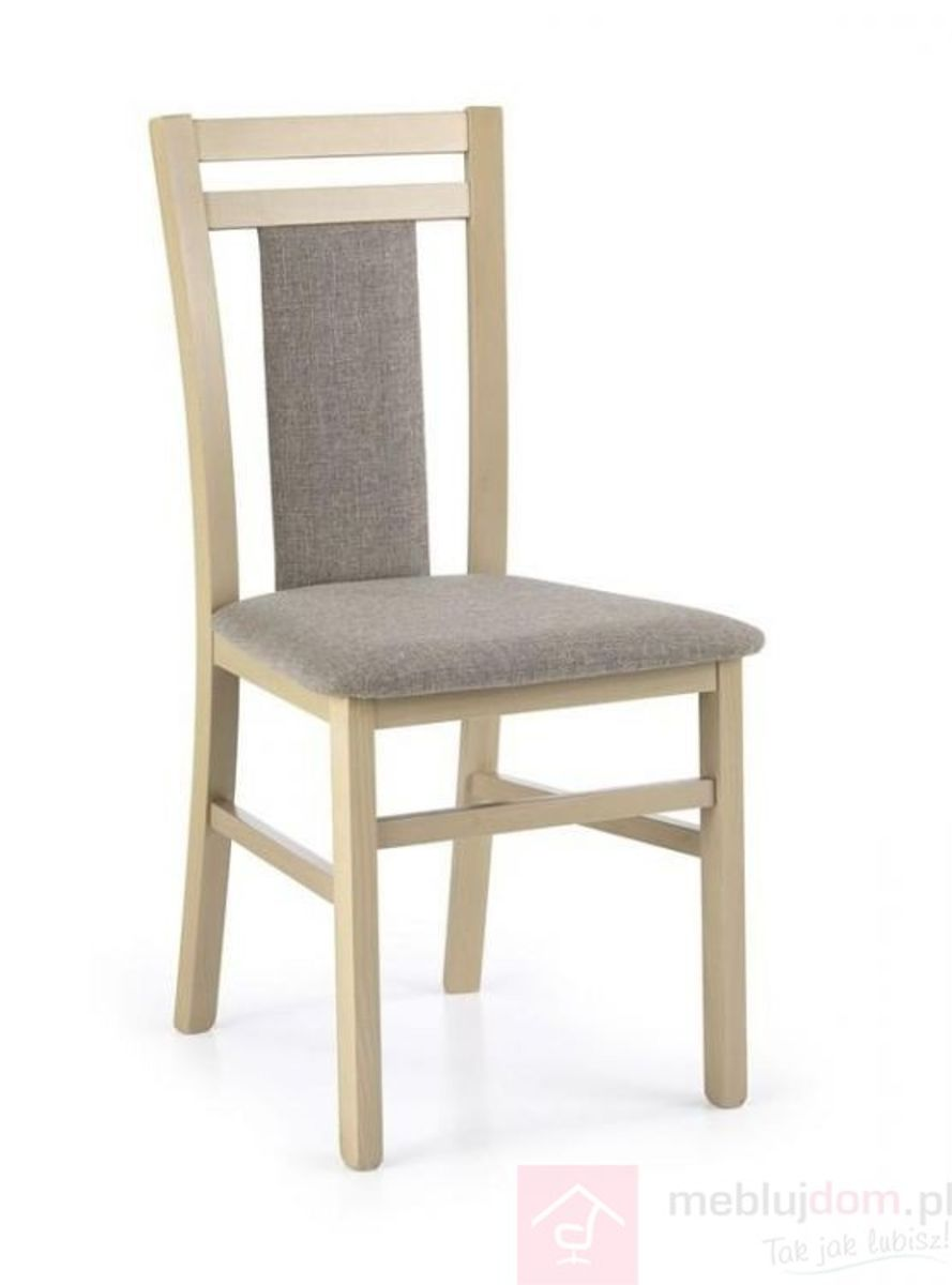 Krzesło HUBERT 8 Halmar Dąb sonoma