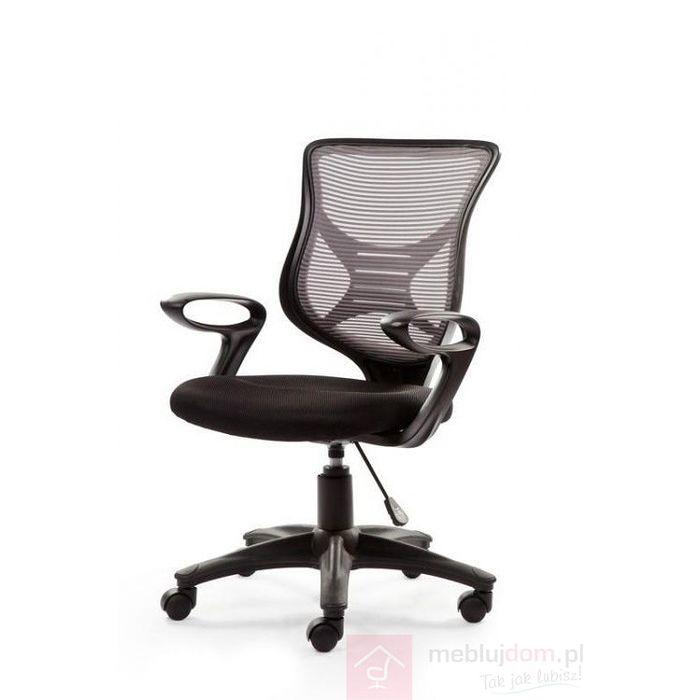 Fotel obrotowy BONO Halmar Czarno-szary