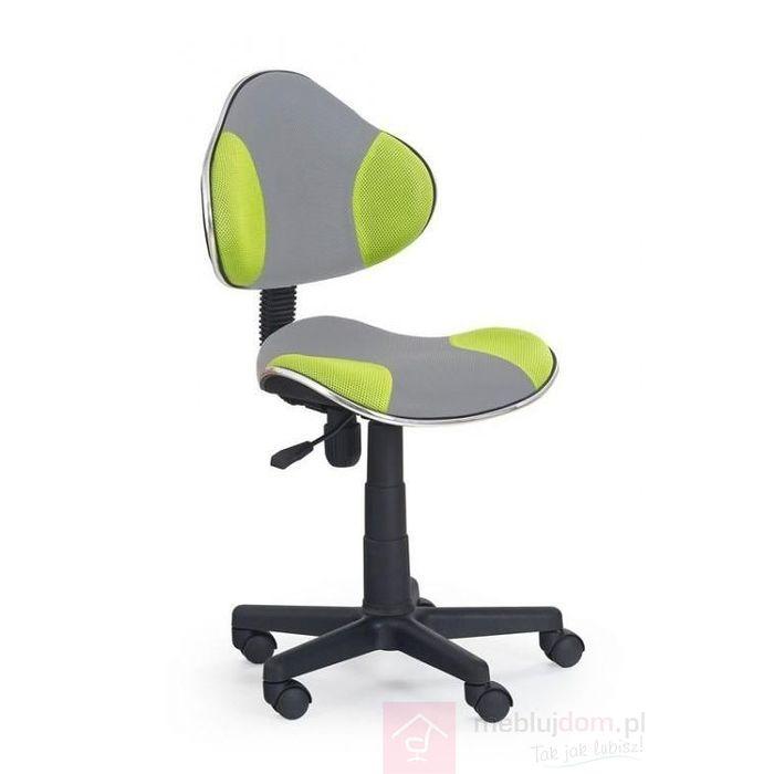 Fotel obrotowy FLASH 2 Halmar Zielono-szary