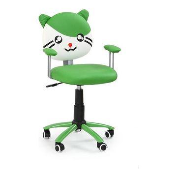 Fotel obrotowy TOM Halmar Zielony