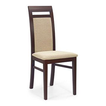 Krzesło ALBERT Halmar Orzech ciemny