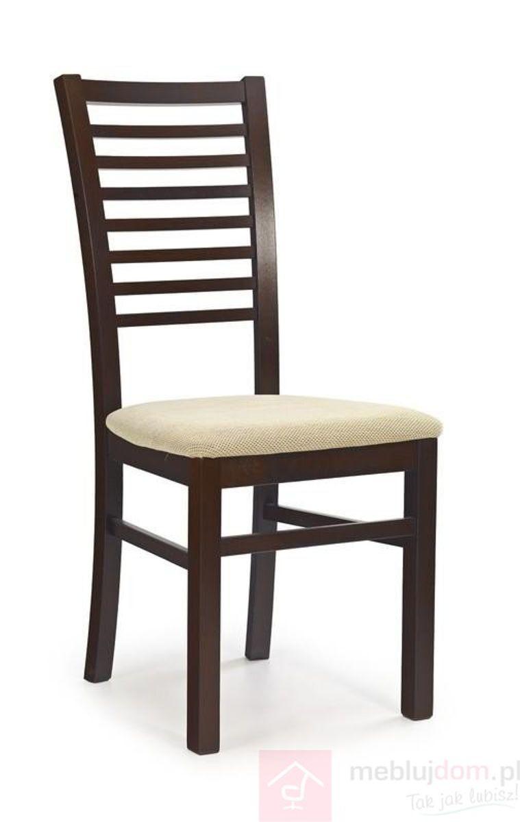 Krzesło GERARD 6 Halmar Orzech ciemny