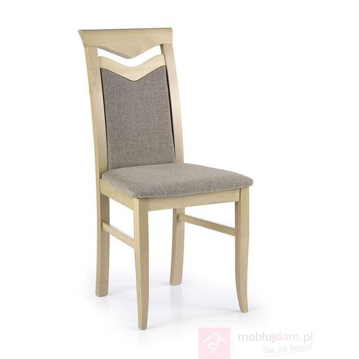 Krzesło CITRONE Halmar Dąb sonoma