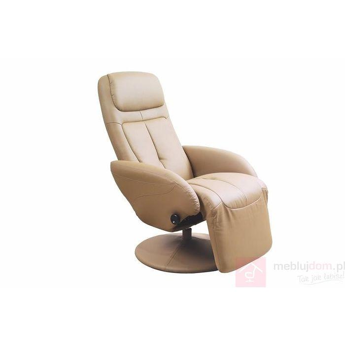 Fotel OPTIMA Halmar beżowy