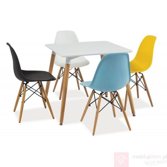 Krzesło ENZO Signal Żółty