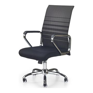Fotel obrotowy VOLT Halmar czarno-popielaty
