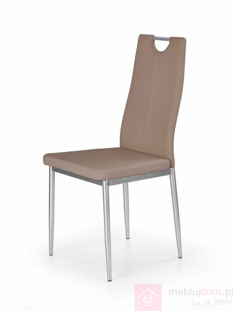 Krzesło K-202 Halmar cappuccino