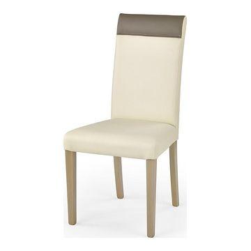 Krzesło NORBERT Halmar (Kremowo - beżowy)