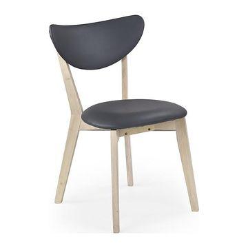 Krzesło POLO Halmar popiel
