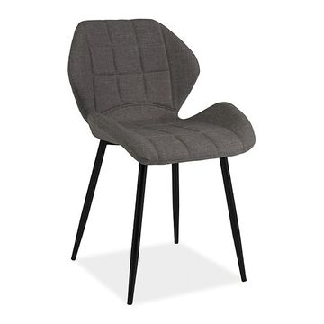 Krzesło HALS Signal szare