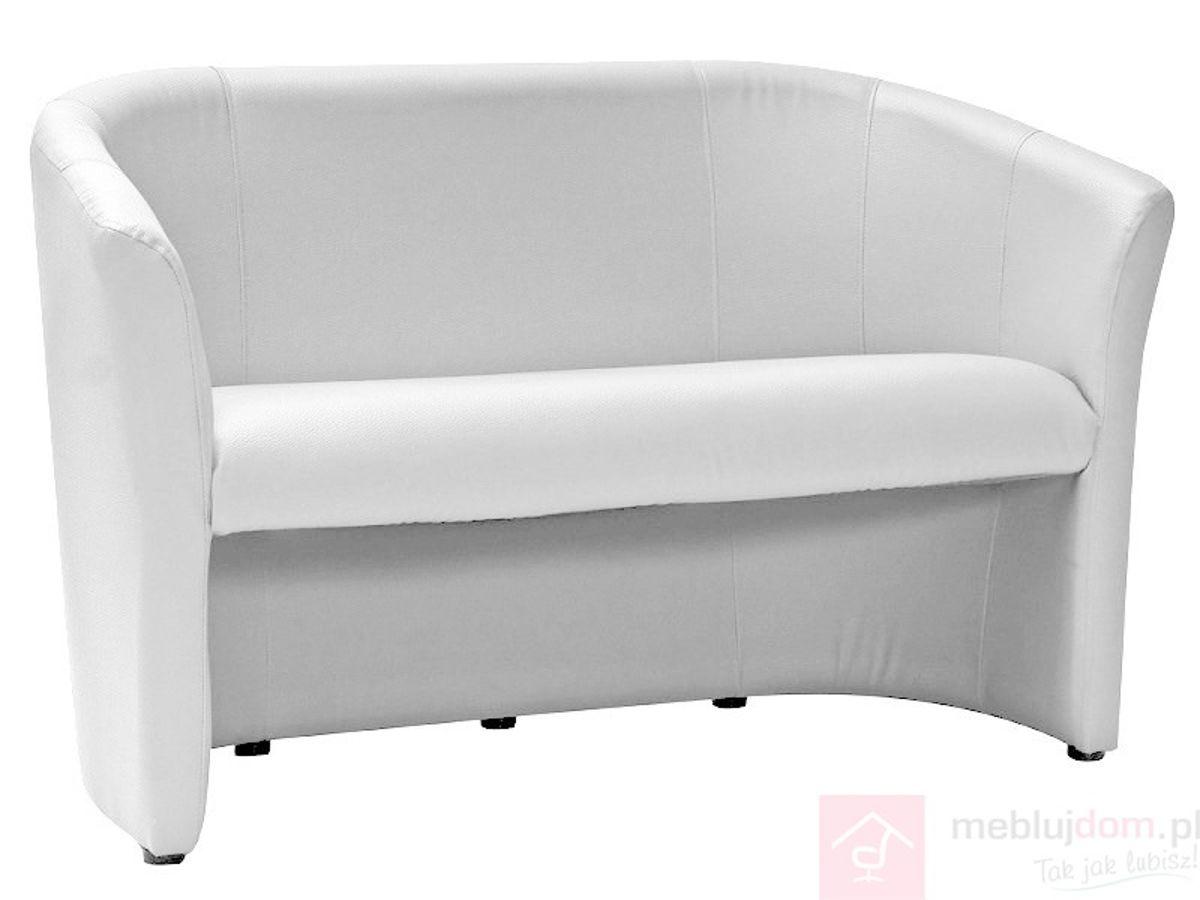Sofa klubowa TM-2 Signal Biały