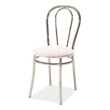 Krzesło TINA Signal Kremowy