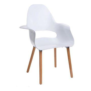 Krzesło A-SHAPE PP inspirowane Organic chair