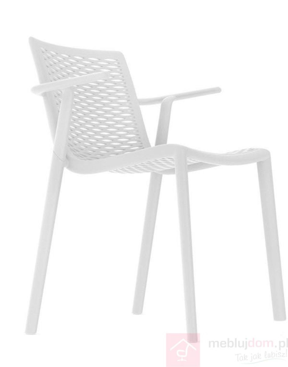 Krzesło z podłokietnikami NET-KAT