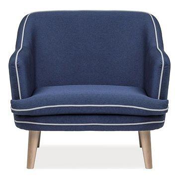 Fotel tapicerowany PARIS 1 Signal