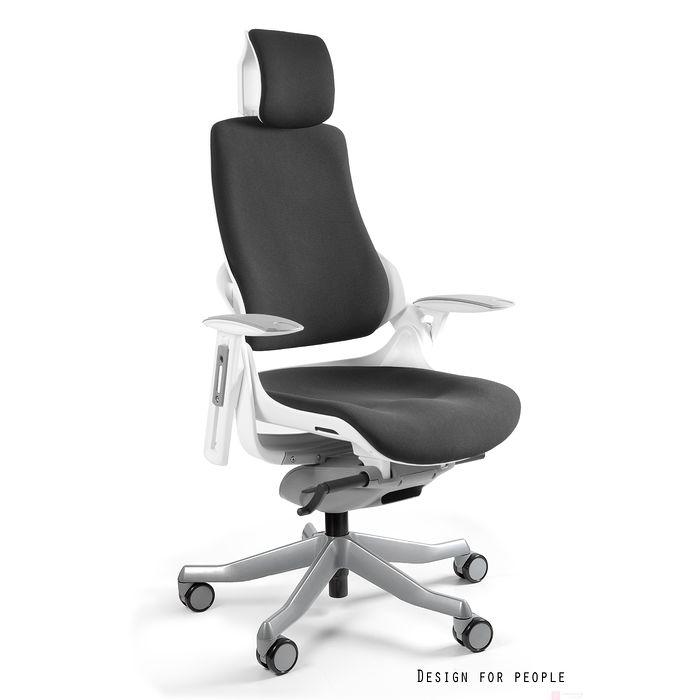 Fotel obrotowy WAU Tkanina