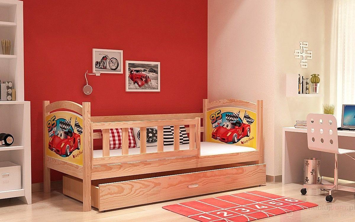 Łóżko parterowe FALO