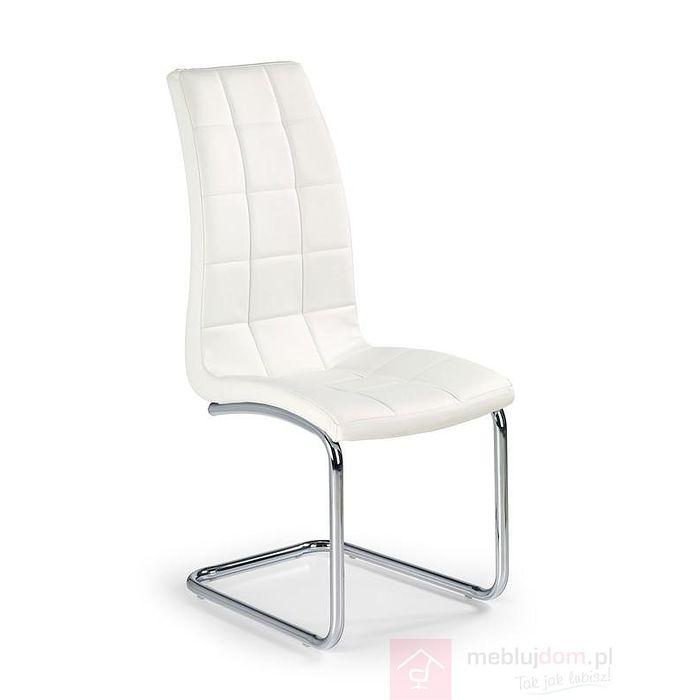 Krzesło K-147 Halmar Biały