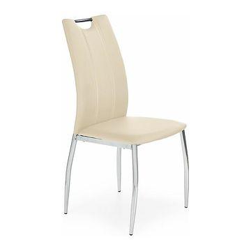 Krzesło K-187 Halmar beżowe