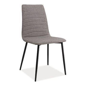 Krzesło TOMAS Signal szare