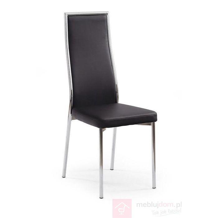 Krzesło K-86 Halmar Czarny