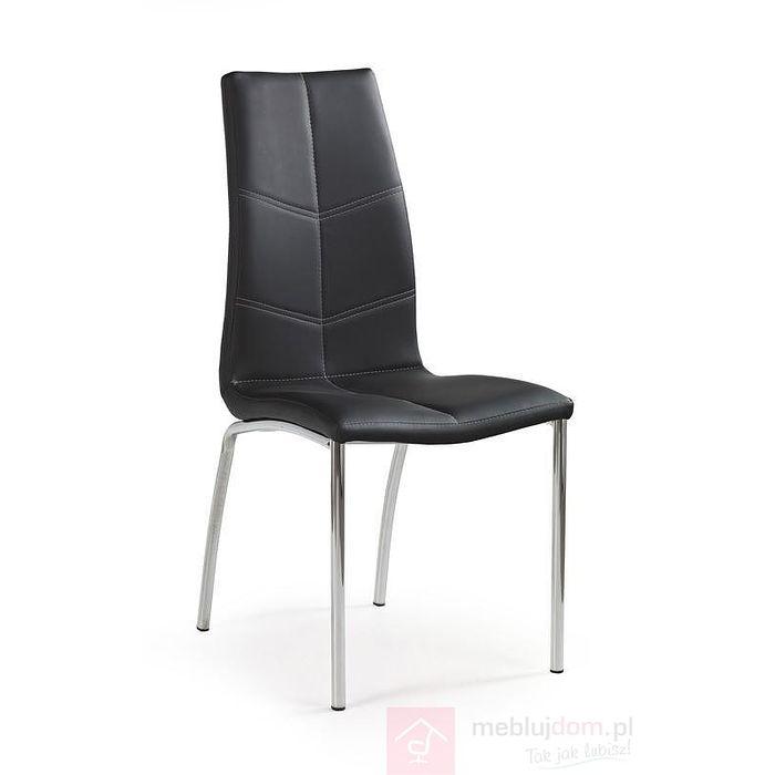 Krzesło K-114 Halmar Czarny