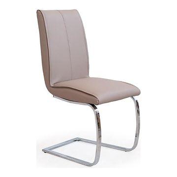 Krzesło K-177 Halmar Cappuccino