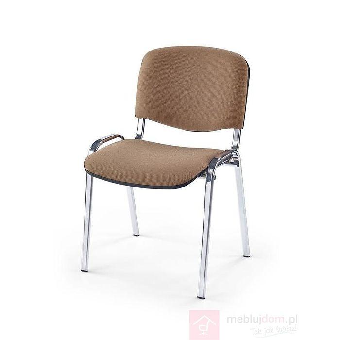 Krzesło ISO Halmar chromowane