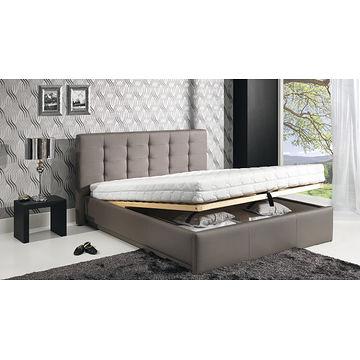 łóżko Tapicerowane Z Pojemnikiem Na Pościel Avalon Bogfran 18 Wariantów Kolorystycznych