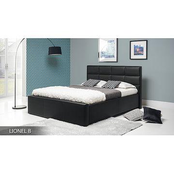 Łóżko tapicerowane LIONEL B (Eko skay 910)