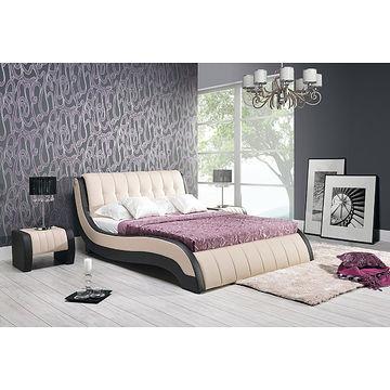 Łóżko tapicerowane NICOL II