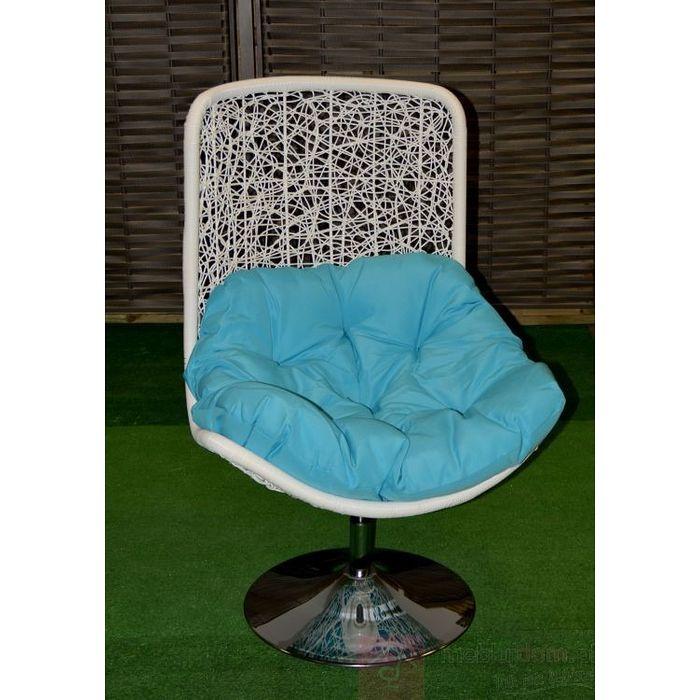 Fotel ALICJA Biały