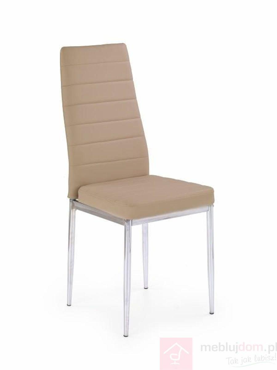 Krzesło K-70C Halmar Beż ciemny