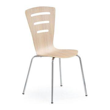 Krzesło K-83 Halmar Dąb sonoma