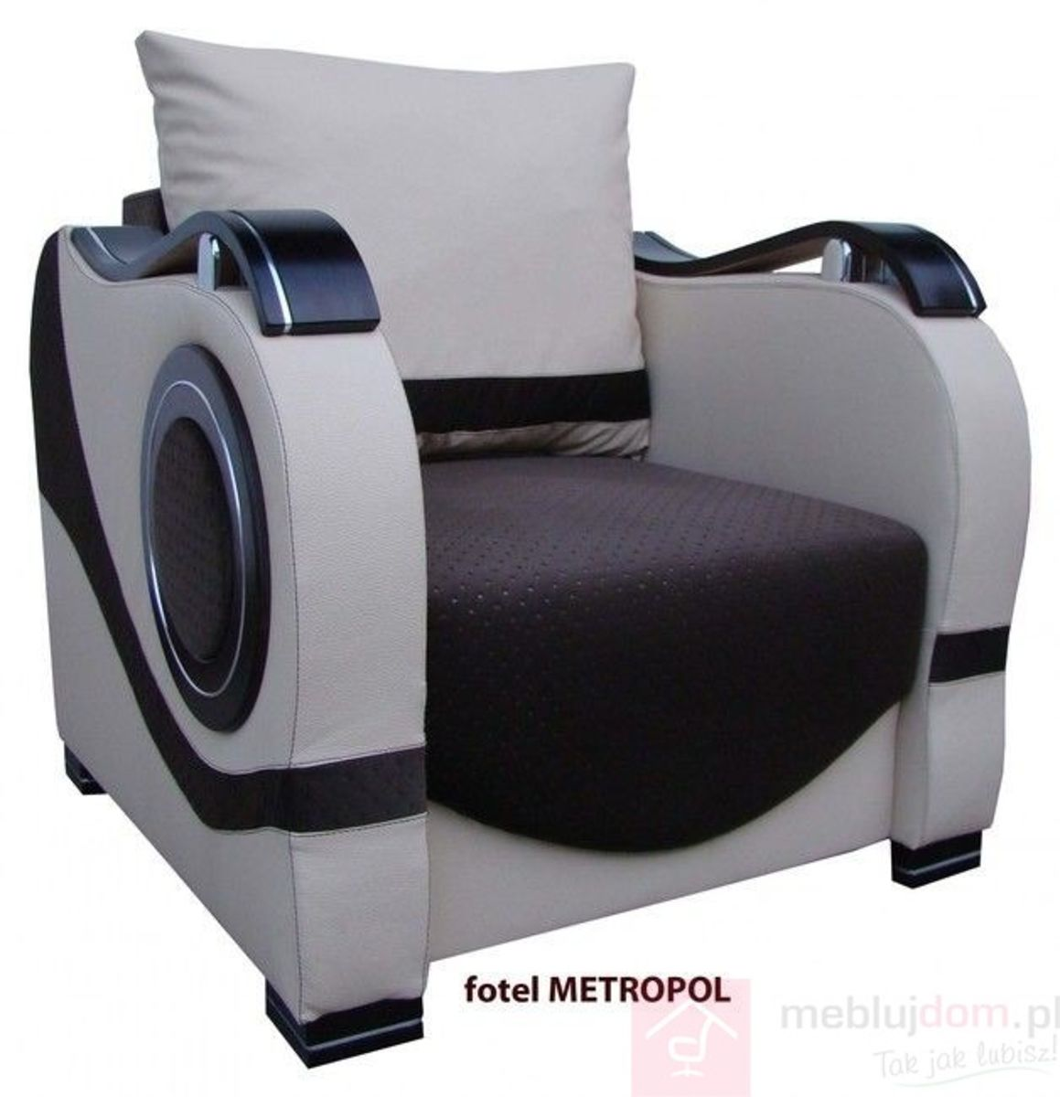 Fotel METROPOL