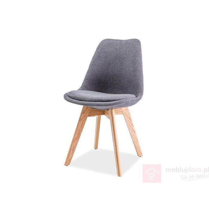 Krzesło DIOR Signal Szary