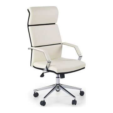 Fotel obrotowy COSTA Halmar Czarno-biały