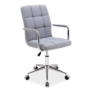Fotel Q-022  tapicerowany Signal