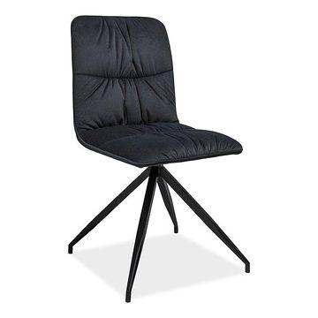Krzesło ALEX Signal grafitowe
