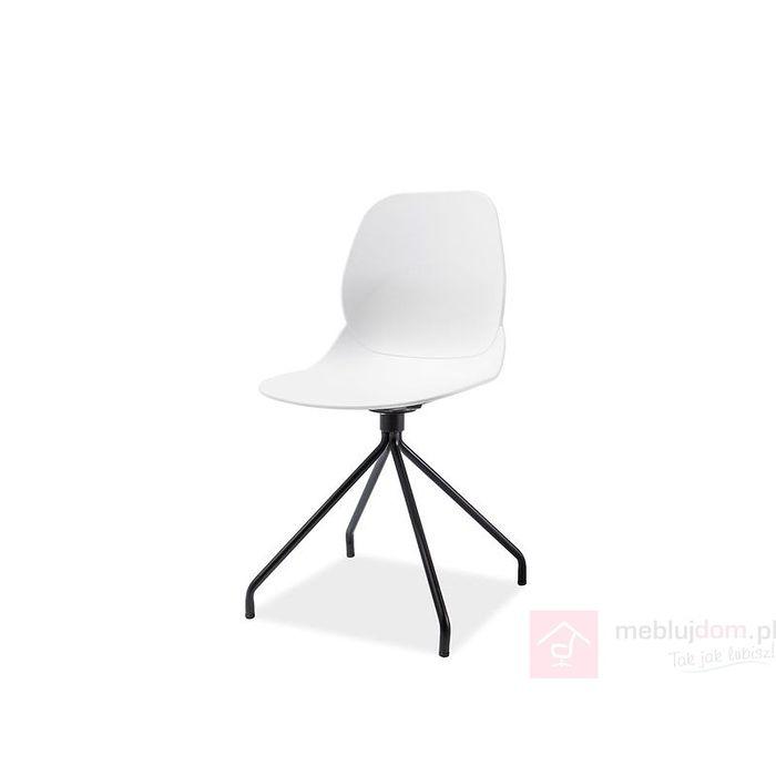 Krzesło NERO Signal białe