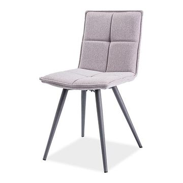 Krzesło DARIO Signal szare