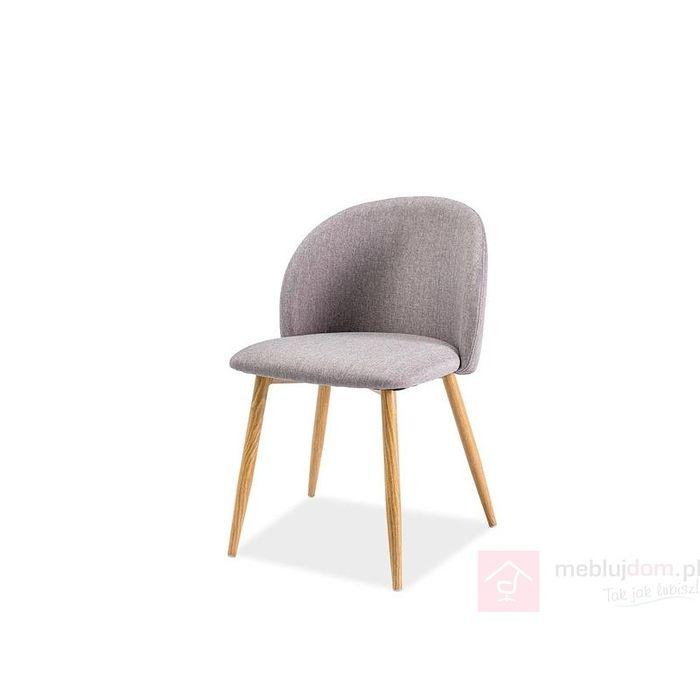 Krzesło ERIN Signal szare