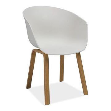 Krzesło EGO Signal białe